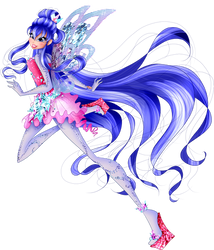 Musa - Tynix - Fairy Couture by Feeleam