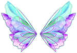 Flora ONYRIX Wings (WOW Season 2 Transformation) by Feeleam
