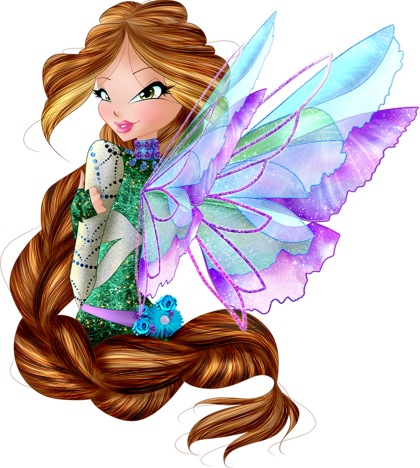 Joa Full Transformation Png: Flora ONYRIX By Feeleam On DeviantArt