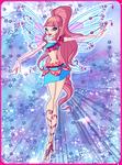 Feelie Enchantix Card