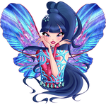 Winx Club - Musa 2D Dreamix by Feeleam