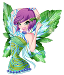 Winx Club - Tecna 2D Dreamix by Feeleam