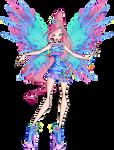 Winx Club - Feelie - Mythix Reference