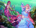 COLLAB - Pandora and Feelie
