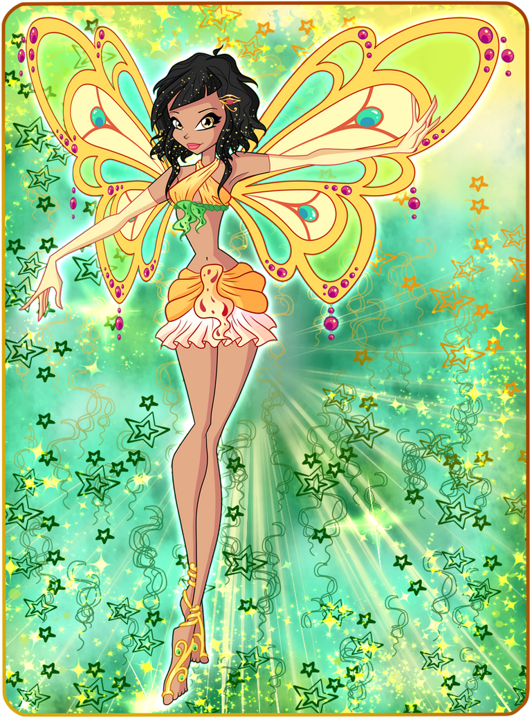 Cleopatra Enchantix Card by Feeleam