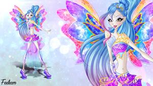 ENIX COMMISSION: Lin - Fairy Couture