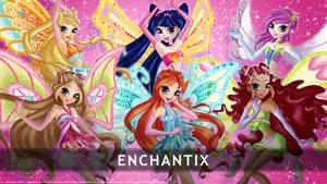 Winx Club 8: Enchantix by Feeleam