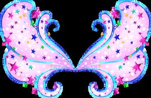 COSMIX WINGS - Bloom by Feeleam