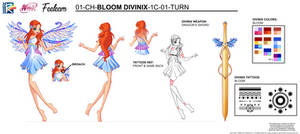 DIVINIX - Bloom Concept Art by Feeleam