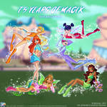 15 Years Of Winx Club! by Feeleam