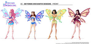 Beyond Dimensions: Enchantix
