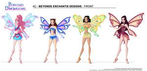 Beyond Dimensions: Enchantix by Feeleam