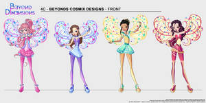 Beyond Dimensions: Cosmix