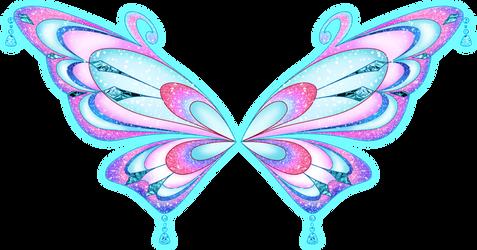 WINX | Enchantix 8 | Bloom's Wings (Light) by Feeleam