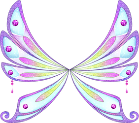WINX | Enchantix 8 | Tecna's Wings by Feeleam