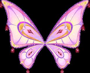 WINX | Enchantix 8 | Flora's Wings by Feeleam