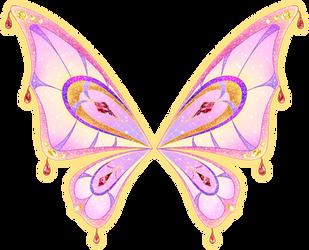 WINX | Enchantix 8 | Flora's Wings (Light) by Feeleam