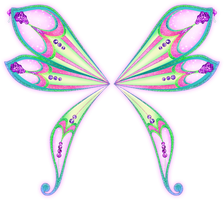 WINX | Enchantix 8 | Aisha's Wings (Light)