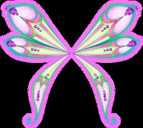 WINX | Enchantix 8 | Aisha's Wings (Light) by Feeleam