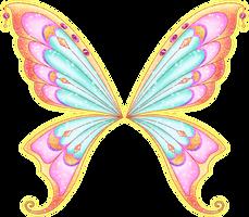 WINX | Enchantix 8 | Stella's Wings (Light)