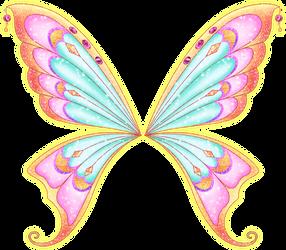 WINX | Enchantix 8 | Stella's Wings (Light) by Feeleam