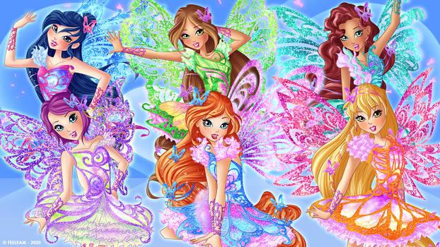 Winx Club - Butterflix Season 8 - Poster #2