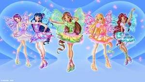 Winx Club - Butterflix Season 8 - Poster #3