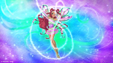 Winx Club 8 Aisha Enchantix | Fairy Dust Season 8