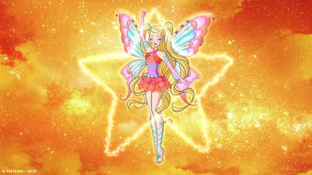 Winx Club 8 Stella Enchantix | Fairy Dust Season 8