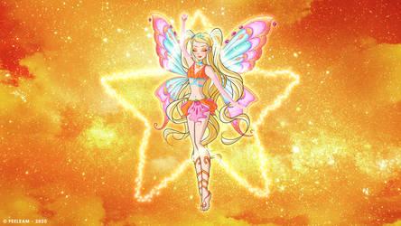 Winx Club 8 Stella Enchantix | Fairy Dust Season 3