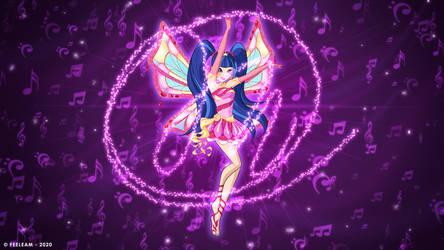 Winx Club 8 Musa Enchantix | Fairy Dust Season 8