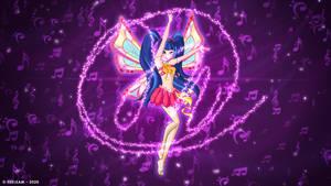 Winx Club 8 Musa Enchantix | Fairy Dust Season 3