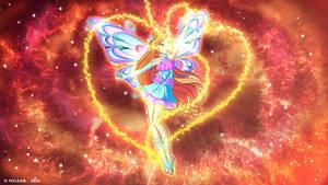 Winx Club 8 Bloom Enchantix   Fairy Dust Season 8