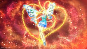 Winx Club 8 Bloom Enchantix   Fairy Dust Season 3