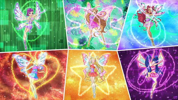 Winx Club 8   Fairy Dust Season 8