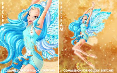 COM - Perle Divinix Artwork