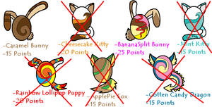 .:Mystery Egg Adopts 2:.