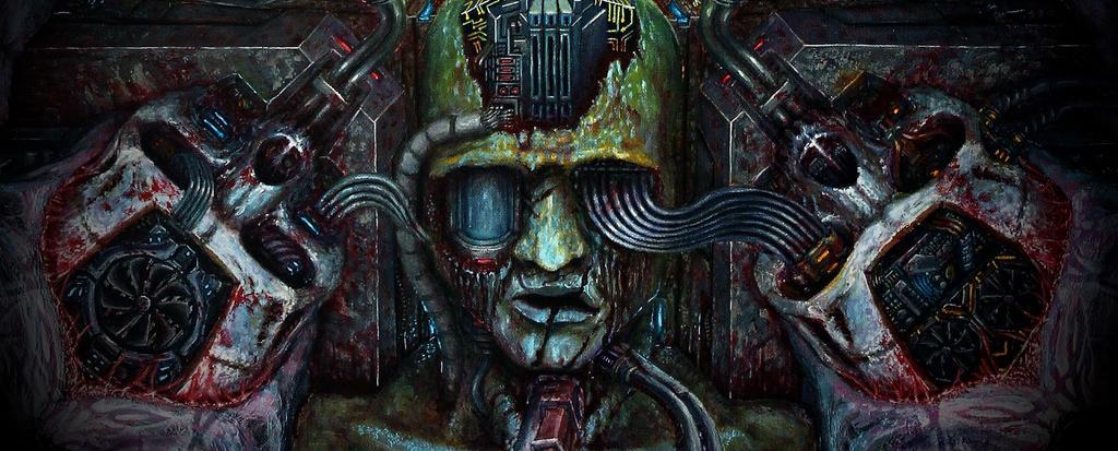 Skull 6 by AVirusErothanatoguru