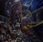AVirus -  ... And death came to the Garden of Eden by AVirusErothanatoguru