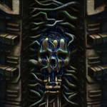 Album cover. Skull. Space. by AVirusErothanatoguru