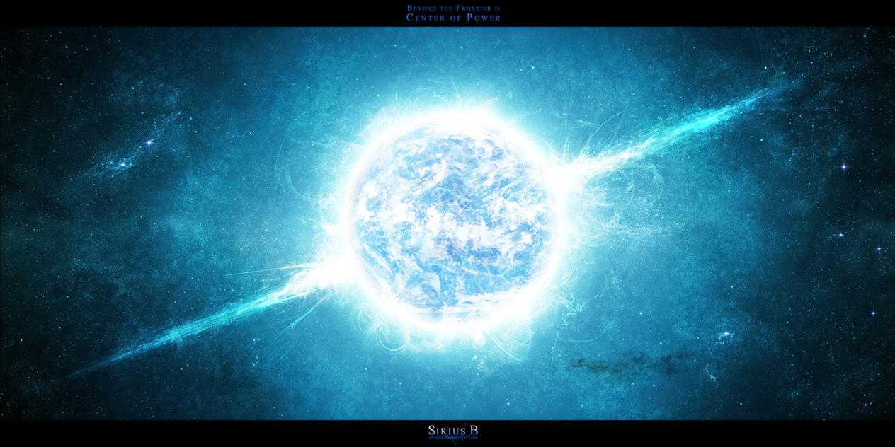 Sirius B by ApoXile