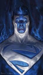 Energy Superman by SCiaffaglione