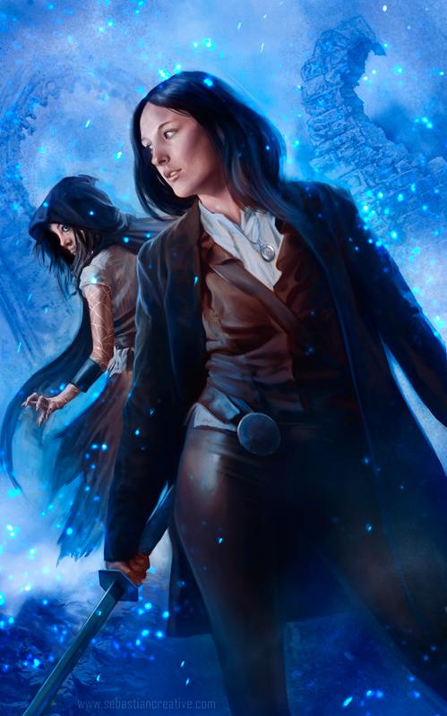 Avenged cover art by SCiaffaglione