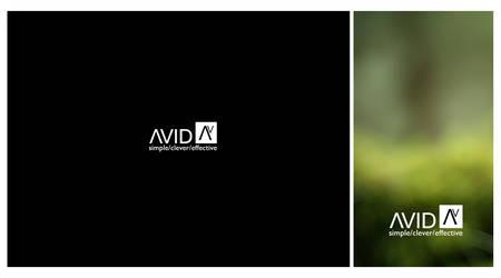 logo Idea - Avid by stormMajki