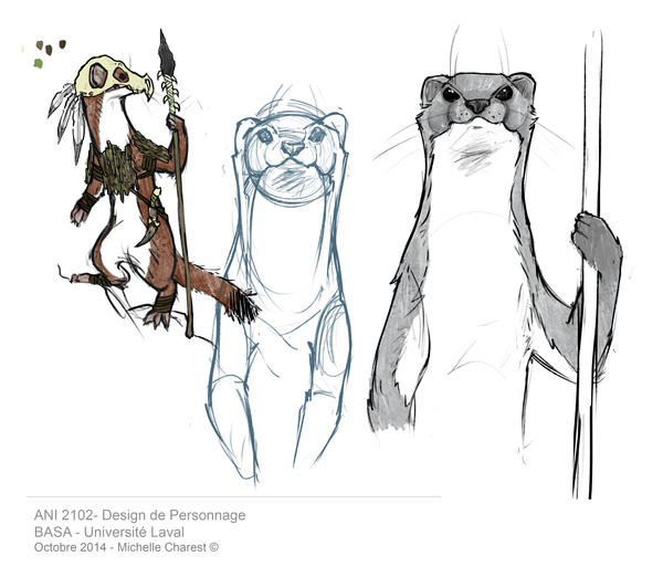 Art Of Animal Character Design Pdf : Animal character design sketches by thalvanna art on