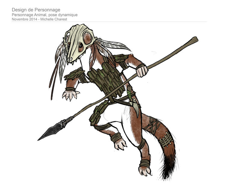 Dynamic Character Design Definition : Animal character design dynamic pose by thalvanna art on