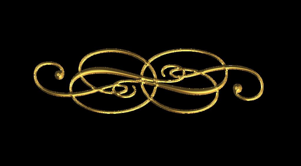 scrollwork 8 gold by victorian lady on deviantart Wedding Arch Decorations Wedding Bells Clip Art