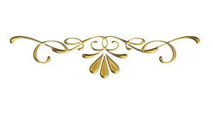 Scrollwork-10 Gold