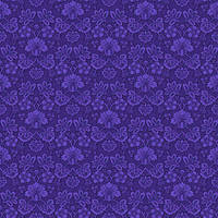 Flocked-Damask by Victorian-Lady