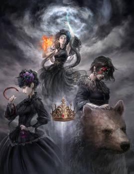 Three Dark Crowns 2